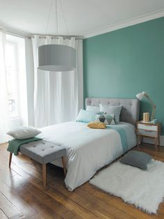 habitacion color menta - Buscar con Google