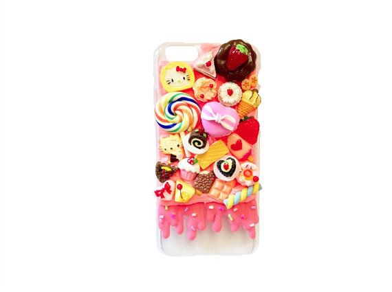 Sweet Patisserie decoden case cover for iPhone 6 by PepperAndSoda