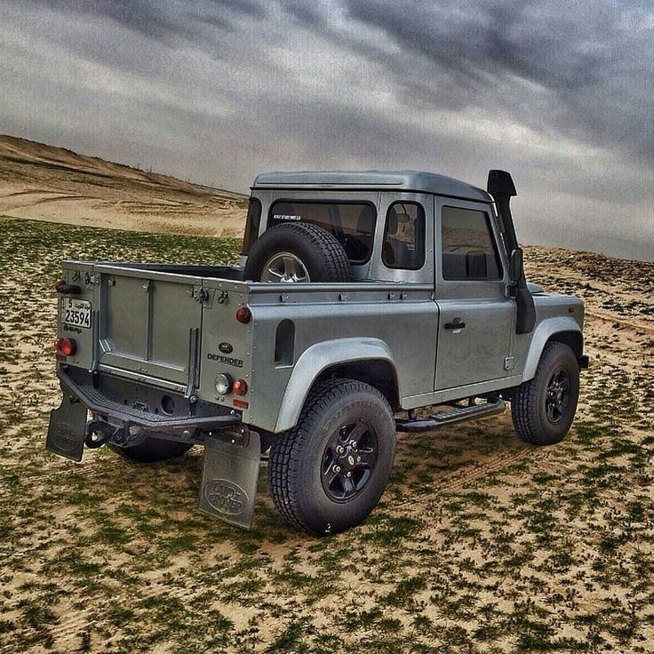 106 Best Images About Land Rover Defender Pickup On