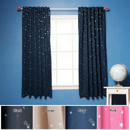 Black Curtains black curtains cheap : 17 Best images about Cheap Blackout Curtains on Pinterest ...