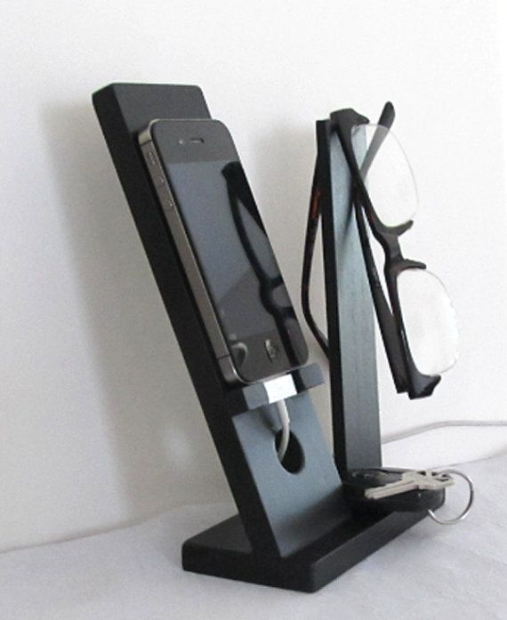 iphone stand iphone dock mens valet men watch by