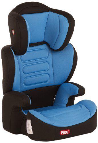 Piku NI20.6001 – Silla de coche, grupos 2/3 (15-36 kg, 3-12 años), color azul cielo