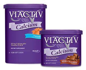 Maria Mind Body Health | VIACTIV Calcium Chews - deception in advertising