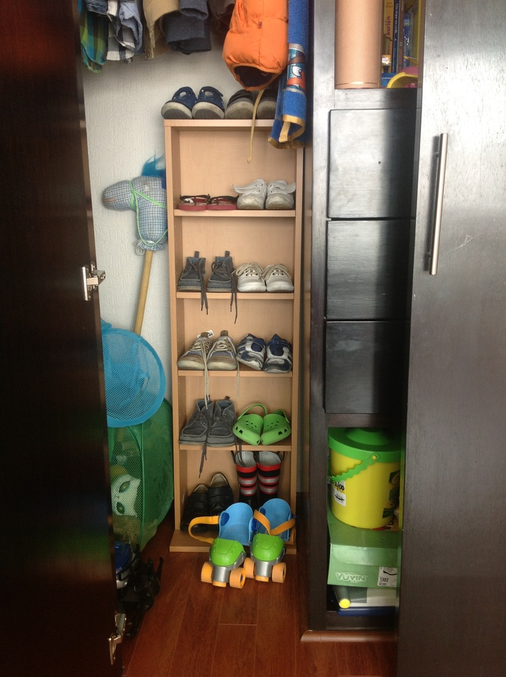 The 25+ Best Kids Shoe Storage Ideas On Pinterest | Organizing Kids Shoes, Kids  Shoe Stores And Kids Storage