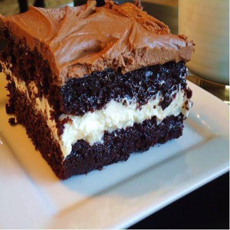 chocolate twinkie cake