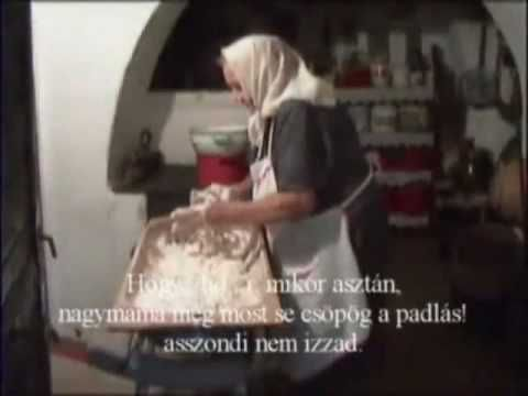 Magyar kenyér készítése