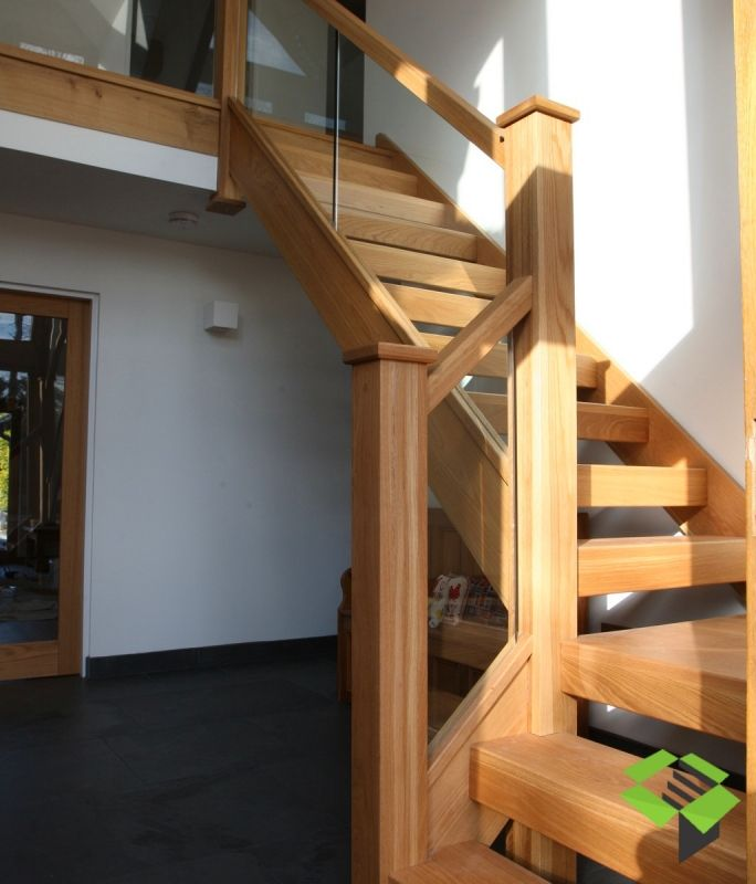 Timber Stair Gallery gorgeous wooden stairs by