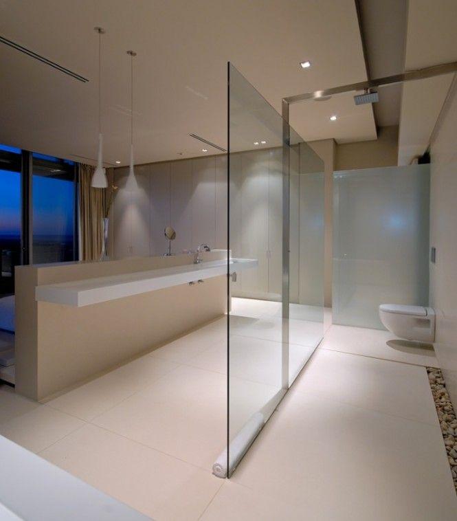luxury bathroom with view - Bathroom Ideas South Africa