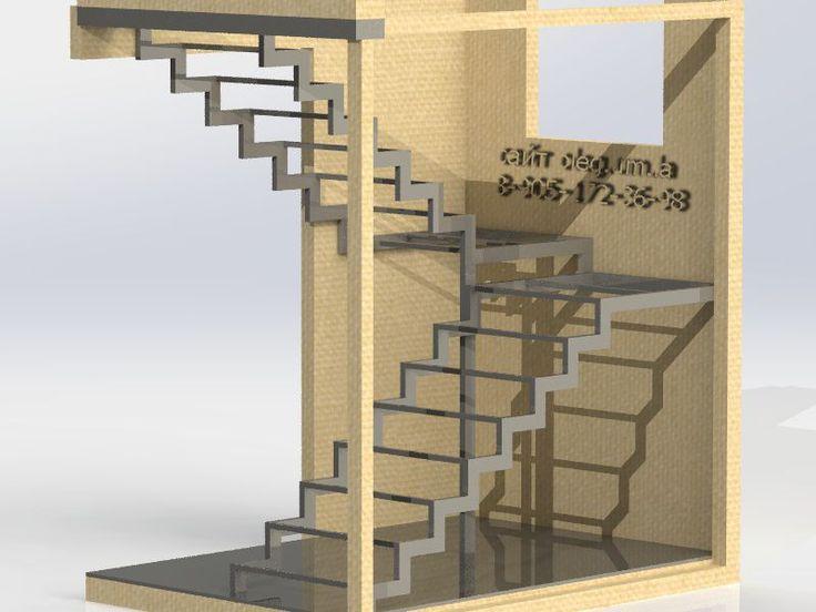 Купить Металлические лестницы изготовление проектирование - металлические лестницы, Ковка, лестницы губкин, лестничные марши