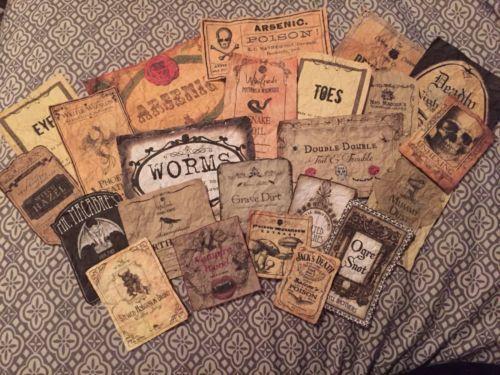 Halloween-Bottle-Labels