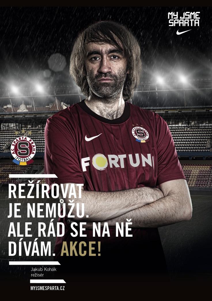 My Jsme Sparta, Kohák, Sparta Praha