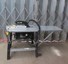 METABO TKHS 315M 110volt SAW BENCH 300mm BLADE SITE BENCH SAW