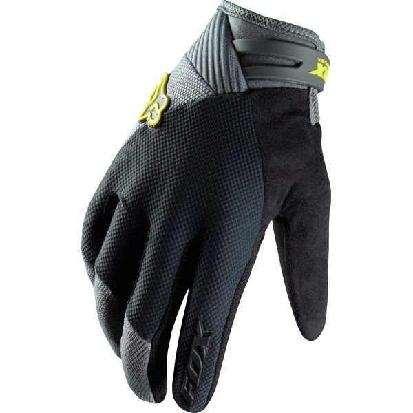 FOX Reflex Gel glove 2013 charcoal - Action Sports-Bike Onlineshop