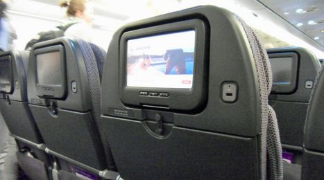 Consistent IFE would be great. Sometimes you can be on a flight with great IFE on one leg and none on the other.