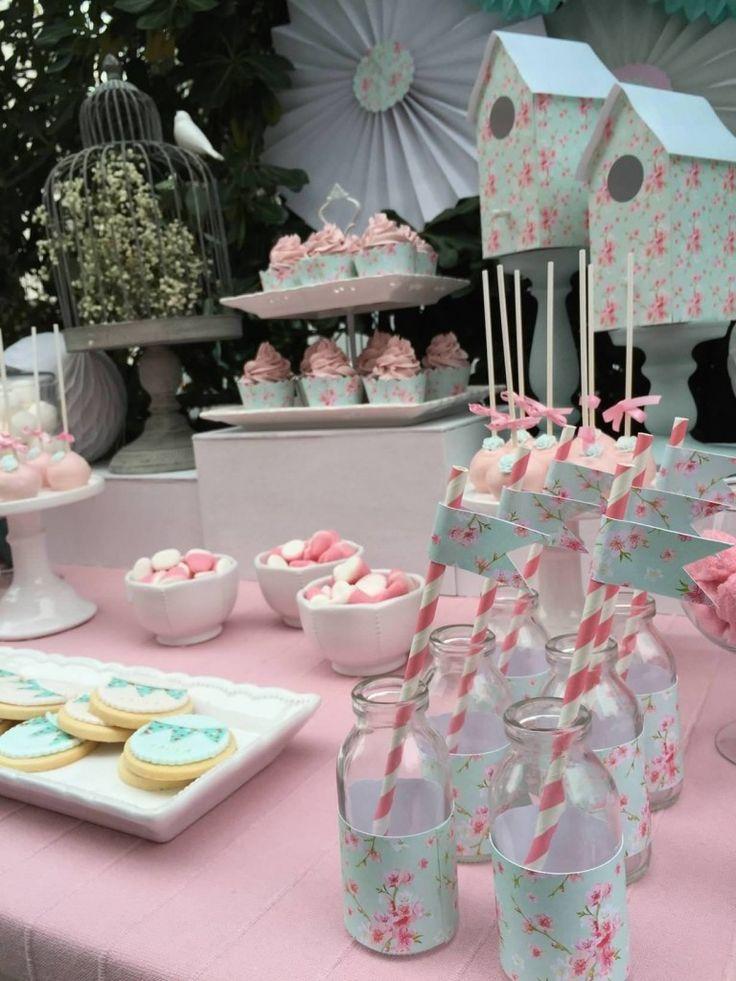 mesas dulces decoración comunion
