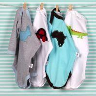 Unique babygro's for little boys