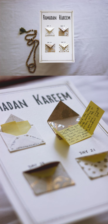 Ramadan motivation and inspiration card :)