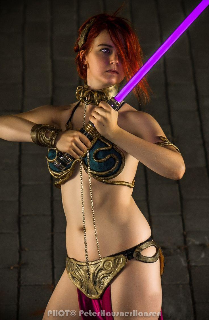 Princess Leia Organa - Model. Kitty