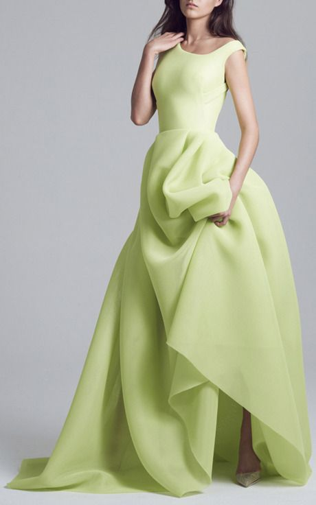 Maticevski Spring/Summer 2015 Trunkshow Look 8 on Moda Operandi