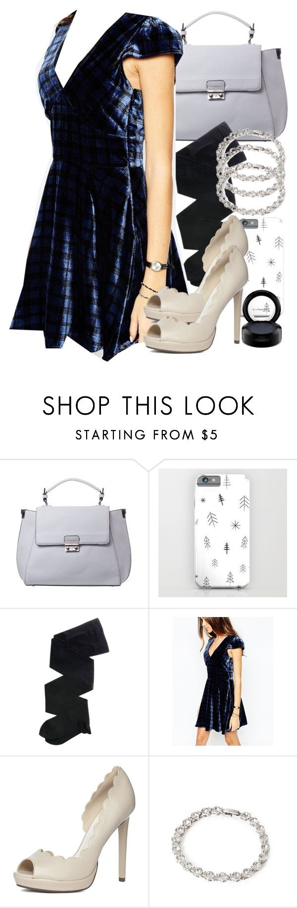 """Lydia Inspired Christmas Eve Dinner Outfit"" by veterization ❤ liked on Polyvore featuring Gerbe, Jack Wills, Dorothy Perkins, Forever 21 and MAC Cosmetics"