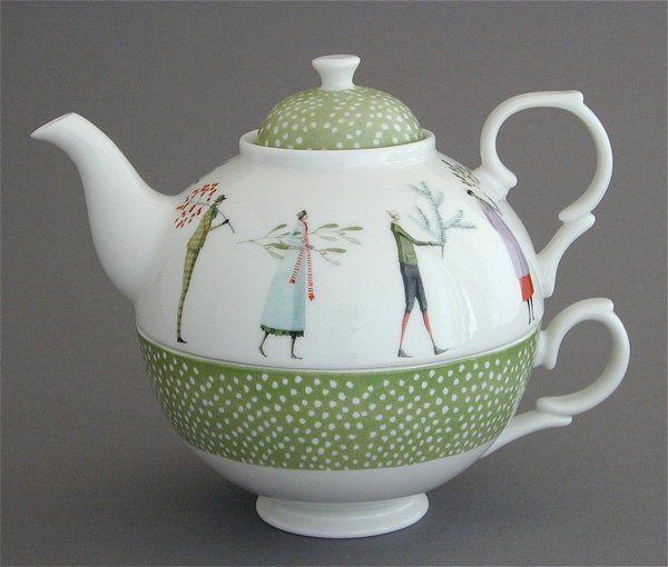 Romance Tea For One