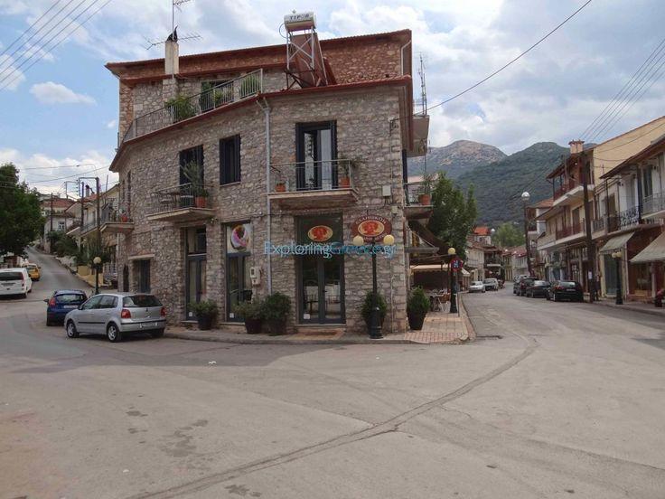 το χωριό Κλειτορία