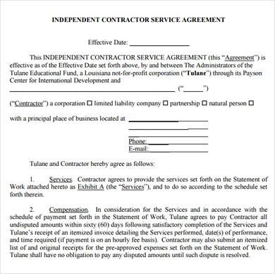 Service Agreement Template Pdf , Basics to Make Your Own Service Agreement Template , Service agreement template can be created by following some considerations. Purpose, basic agreement, and tips are available here to get a good service agreement.