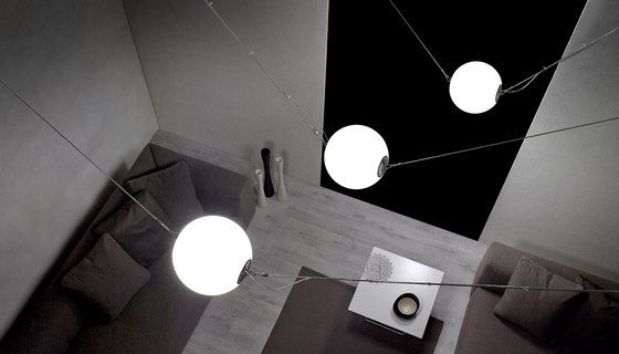 General lighting | Suspended lights | Perla | LUMINA | Walter. Check it out on Architonic