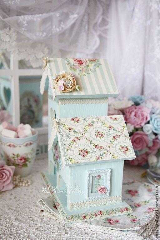 """Купить Чайный домик """"Sweet shabby Teahouse"""", двойной + чай в подарок! - домик"""