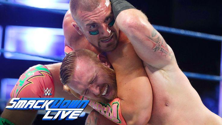 HINDI - Heath Slater & Rhyno vs. The Hype Bros: SmackDown LIVE, 6 September, 2016 - http://www.truesportsfan.com/hindi-heath-slater-rhyno-vs-the-hype-bros-smackdown-live-6-september-2016/