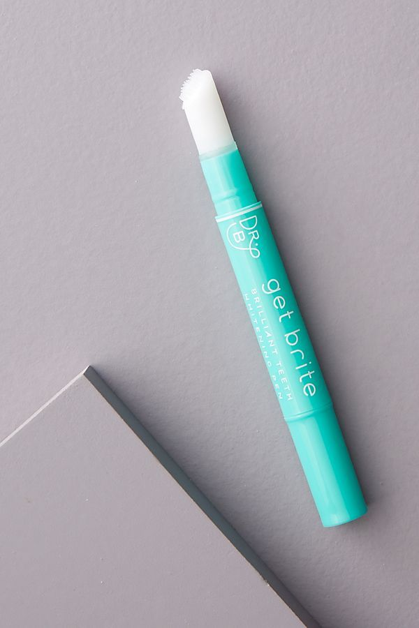 Dr. Brite Get Teeth Whitening Pen by in Mint Size: All, Bath & Body at Anthropologie