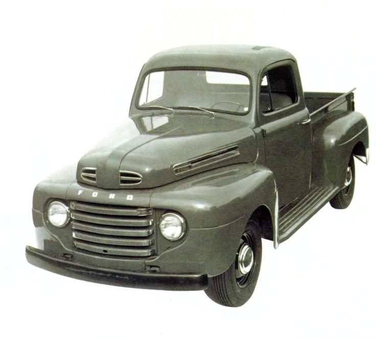 Pick-Up Ford F1 (1948)