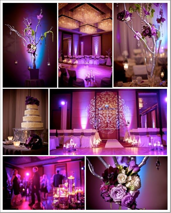 74 best purple wedding theme images on pinterest wedding stuff purple wedding theme the best ways to use purple as the theme of your wedding junglespirit Choice Image