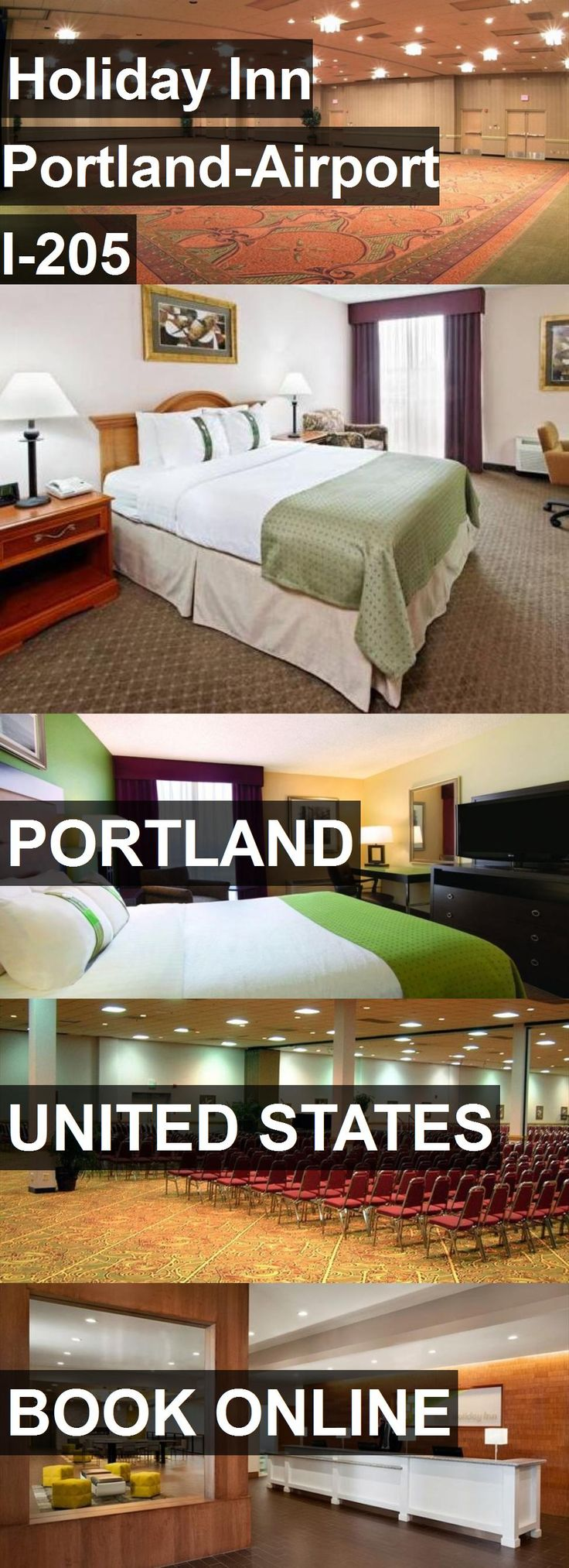 Hotel Holiday Inn Portland-Airport I-205 in Portland, United States. For more information, photos, reviews and best prices please follow the link. #UnitedStates #Portland #HolidayInnPortland-AirportI-205 #hotel #travel #vacation