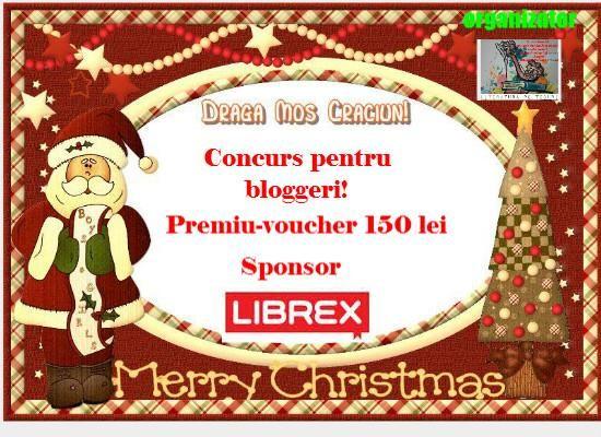 concurs pentru bloggeri-Librex.ro