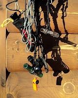 The Maine Outdoorsman: Parachute Cord Duck Call Lanyard
