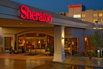 Starwood Hotels & Resorts: Sheraton, Portland Airport, Oregon