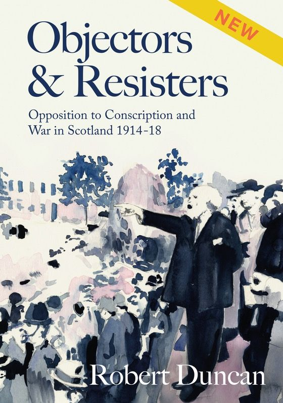 Image of Objectors & Resisters Book