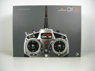 Spektrum DX7S 7 CH Transmitter with AR8000 No Servo Mode 2 SPM7800 | eBay
