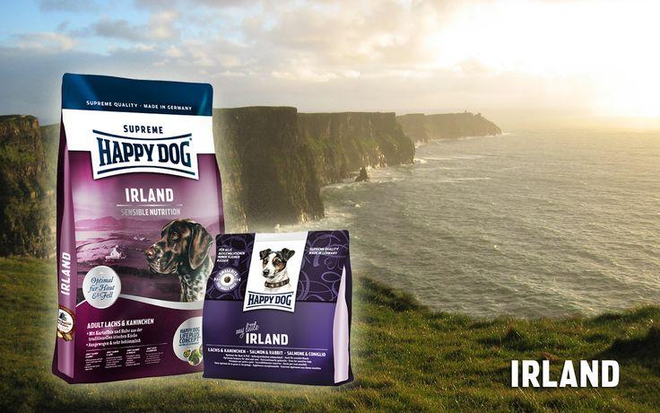 Supreme Sensible Irland - Salmon and Rabbit