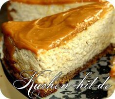 Recipe for a banana cake with cottage cheese and homemade caramel, the daz …