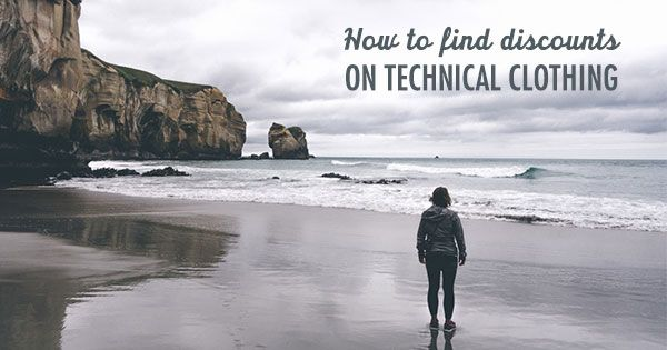 Post image for 7 Websites for Discount Technical Clothing