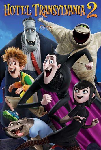 Adam Sandler, Selena Gomez and Andy Samberg star in the animated comedy sequel Hotel Transylvania 2  - September 25, 2015