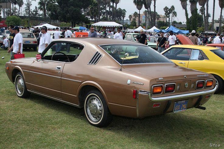 1972 Toyota Crown