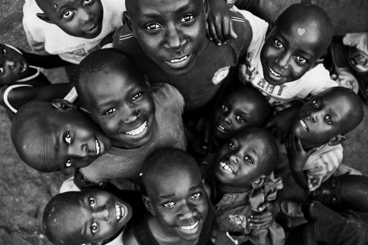 The Boys, in Kampala, UGANDA