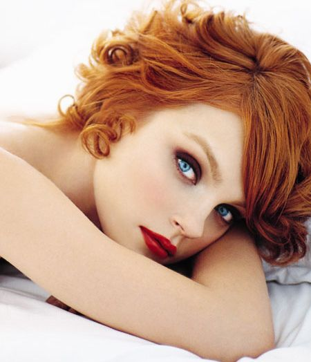 Red Head girl #2