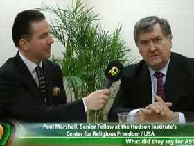 Paul Marshall, Hudson Enstitüsü Dini Özgürlükler Merkezinde Kıdemli Akademisyen, ABD Video
