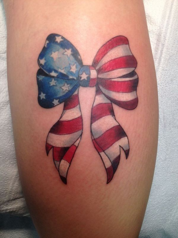 tattoo-journal | 50  Independent Patriotic American Flag Tattoos — I Love USA | http://tattoo-journal.com