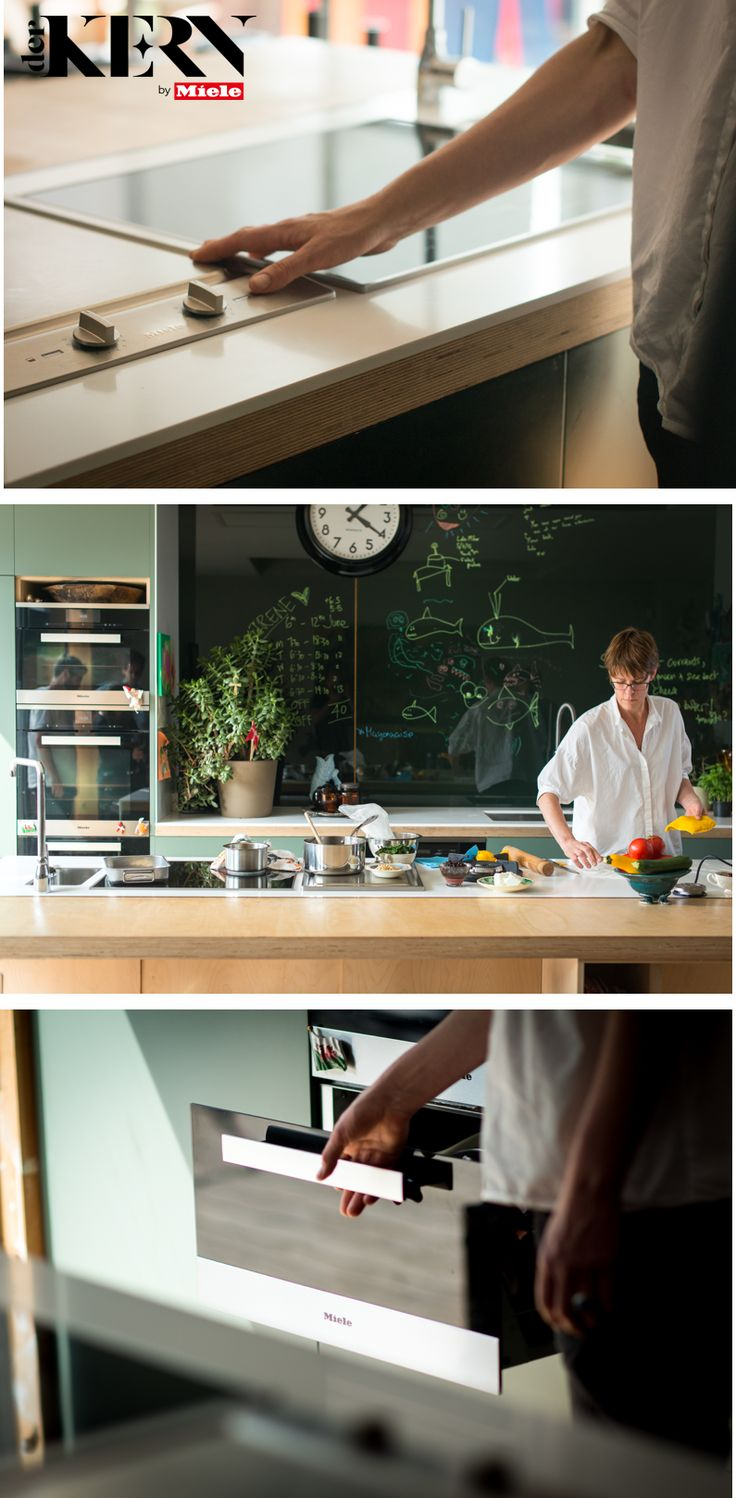 For chef and owner of acclaimed restaurant The Modern Pantry, Anna Hansen MBE needed her kitchen to provide appliances to match her creative style of cooking, as well as being compatible with family life. Head to our blog to hear more from professional chefs on why they chose Miele for their own kitchens, and get some inspiration for your kitchen journey along the way