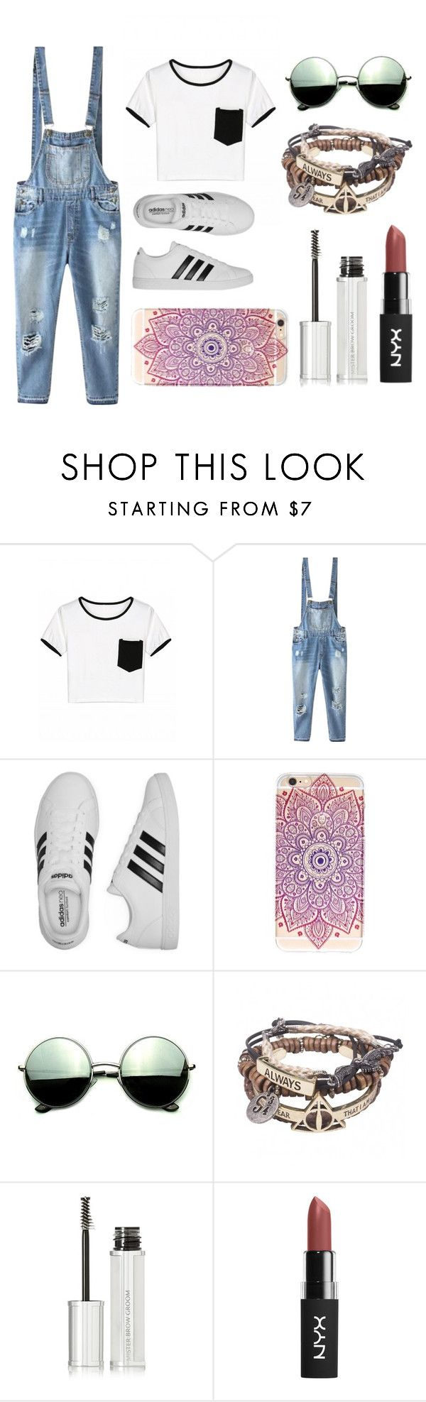 #164 by potato-cupcake on Polyvore featuring Relaxfeel, adidas, Revo and Givenchy